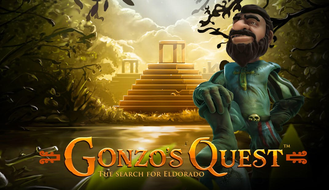 Free spins på Gonzo's Quest